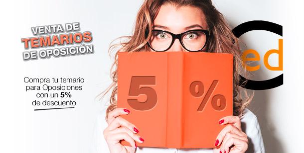 Compra de temarios de Maestros, Secundaria y FP.